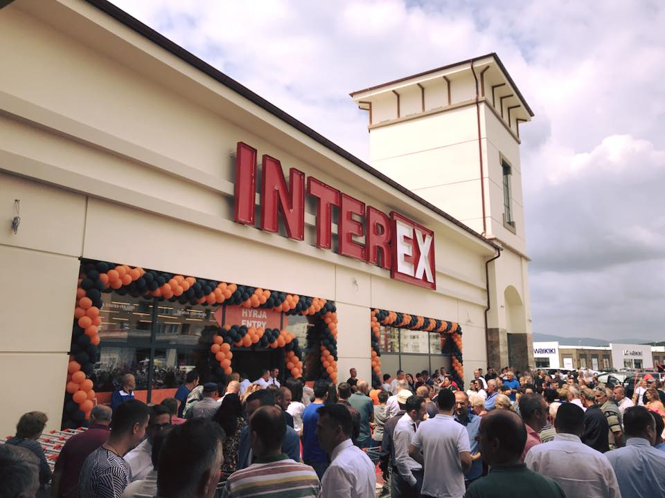 Grand Opening  of Interex