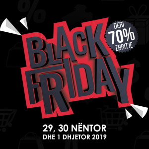 Black Friday në The Village – Shopping & Fun